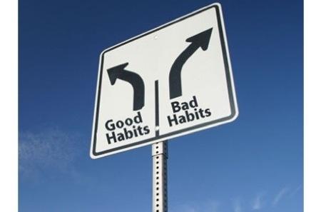 bad habits, managing finances