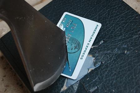 credit cards default