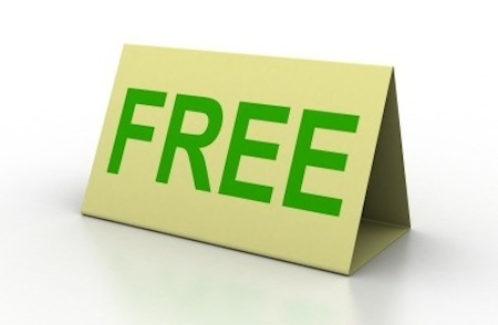 free stuff, freebies