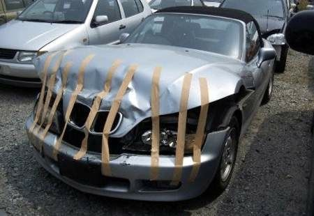 funny car repairs