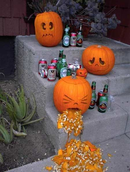 pumpkin, halloween, alcohol