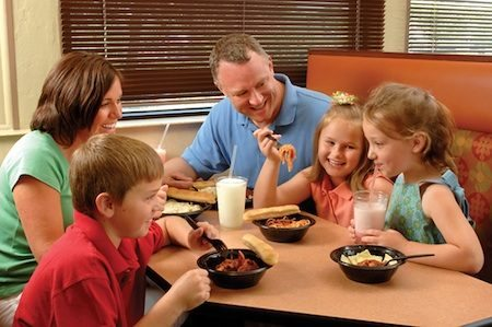 What Restaurants Have Kids Eat Free On Wednesdays