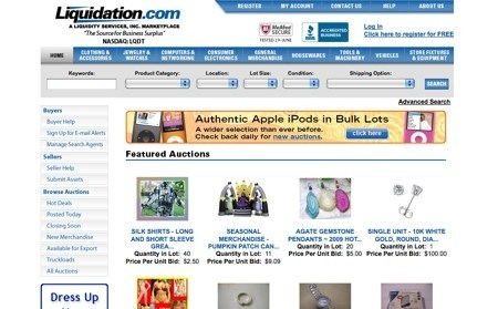 Liquidation.com online auction