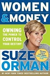 Women And Money, Suze Orman